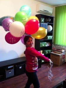 iri si baloanele