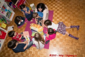 Atelierul de citit şi de făurit poveşti, ediţia vieneză