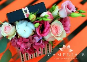 florile cameliei