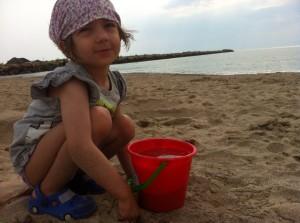 Lia la nisip