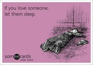 if u love someone
