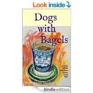 Dogs with bagels