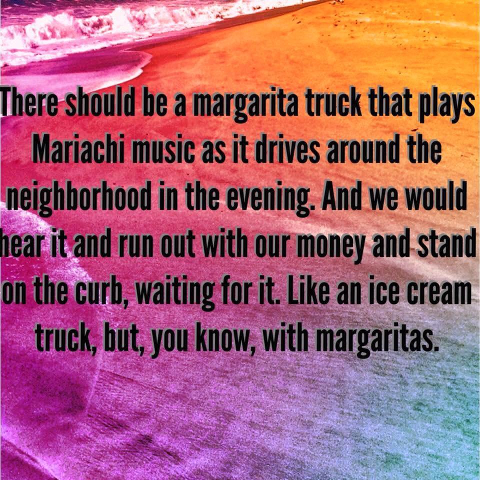 margaritas truck