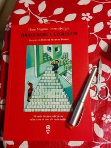 Drăcușorul cifrelor – o carte de pus sub perna celor ce se tem de matematică