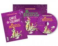 Carte de colorat - Povestea lui Harap Alb