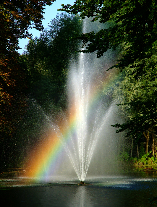rainbow-fountain