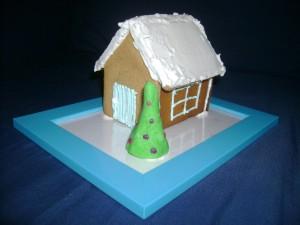 Am primit cadou o casă!