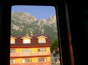 Jurnal de Vacanţă: 29 iulie 2010, Sinaia