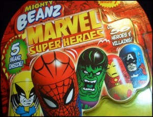 Care e treaba cu Mighty Beanz?