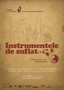 Lecția despre instrumentele de suflat