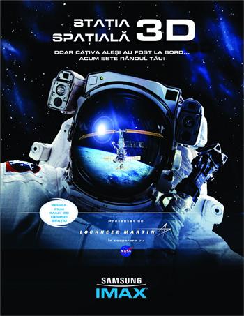 Stația spațială 3D