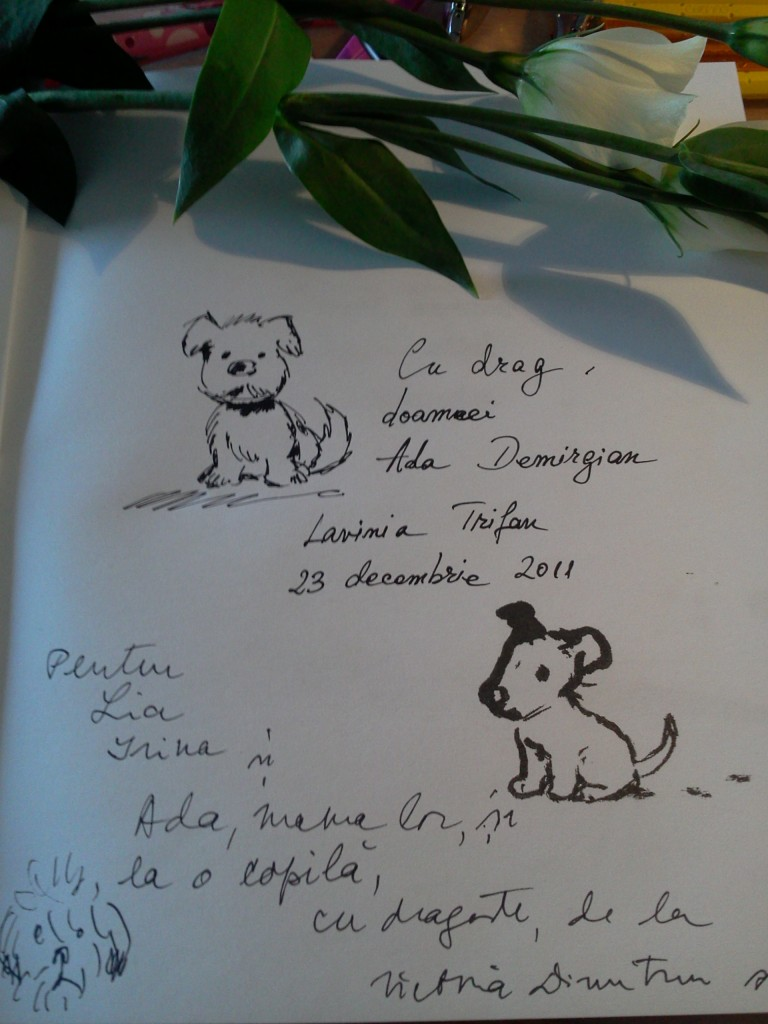 Versuri tandre despre câini și cățelandre