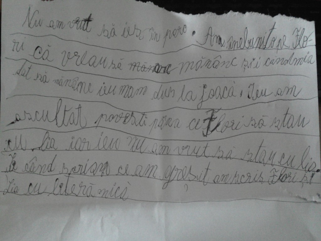 Scrisori de la Irina