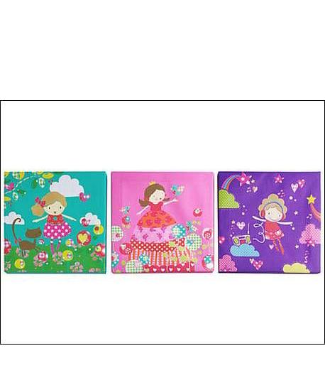 set tablouri canvas Candy Girls__1