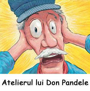 Hotline: Atelierul lui Don Pandele. Depanări urgente pentru dame şi poeţi.