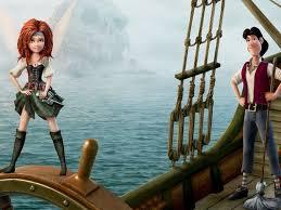 De ce zboară corabia căpitanului Hook,