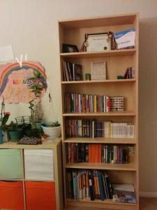 Biblioteca Irinei și starea limbilor în familia noastră