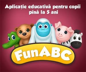 Fun ABC – un Abecedar interactiv